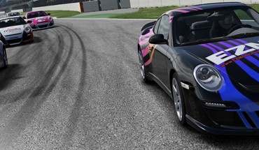 Forza motorsport 4 porsche race racing HD wallpaper