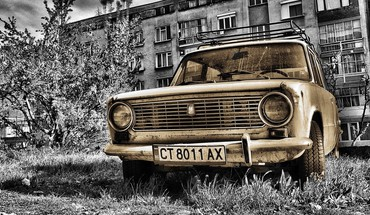 Lada 2101 russia russians ussr cars HD wallpaper