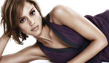 Jessica alba models HD wallpaper