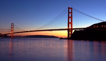 Golden gate bridge san francisco usa bridges landscapes HD wallpaper