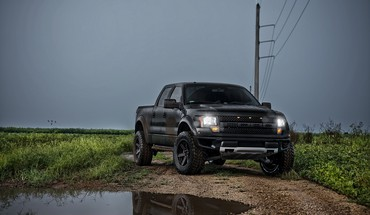 Ford f150 super duty cars pickup trucks HD wallpaper
