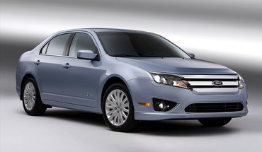 Ford hybrid fusion HD wallpaper