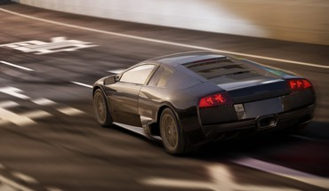 Video games unleashed lamborghini murcielago shift lp640 HD wallpaper