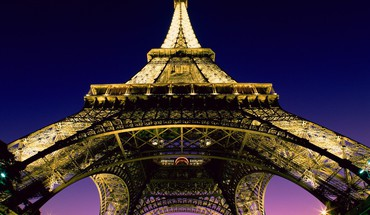 Eiffel tower paris france buildings cities HD wallpaper
