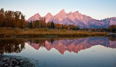 Jackson Hole  HD wallpaper