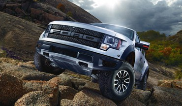 Ford f150 svt raptor cars pickup trucks HD wallpaper