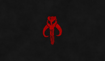 Mandalorian star wars dark emblems HD wallpaper
