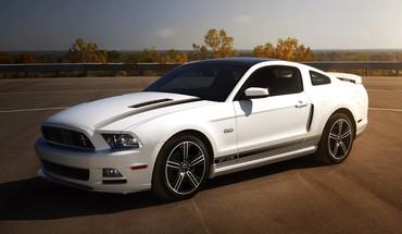 California Ford Mustang 50 automobiliai raumenų HD wallpaper