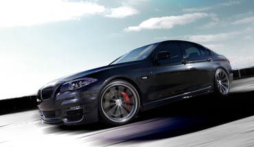 5 series bmw f10 cars HD wallpaper