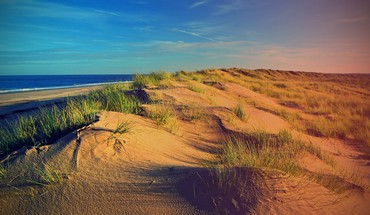 dunes de Plage  HD wallpaper