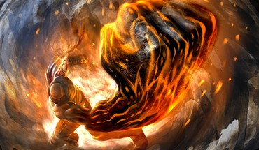Video games artwork soul sacrifice HD wallpaper
