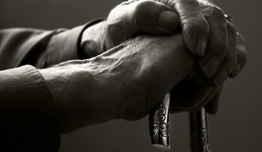 Old hands cane life story HD wallpaper