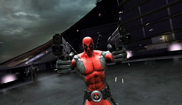Deadpool jeu  HD wallpaper