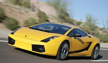Arizona Lamborghini Gallardo Superleggera auto  HD wallpaper