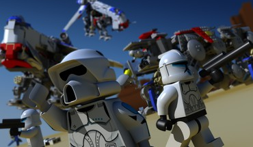 Lego star wars legos bricks childhood HD wallpaper
