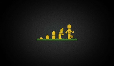 Legos bricks childhood children evolution HD wallpaper
