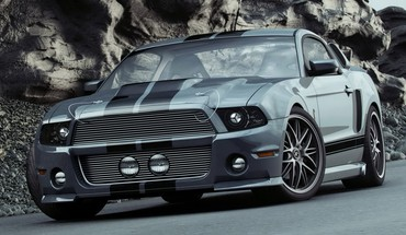 Eleanor ford mustang automobiles cars races HD wallpaper