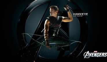 Hawkeye jeremy renner the avengers movie arrows HD wallpaper