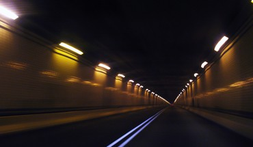 Pennsylvania turnpike tunnel HD wallpaper