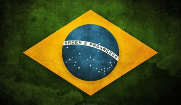 Brazil flags HD wallpaper