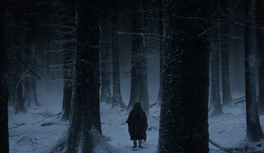 Thrones nights watch tv series forests night HD wallpaper