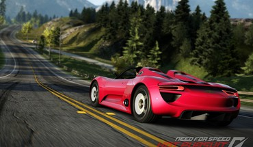 Pursuit porsche 918 spyder seacrest county cars HD wallpaper
