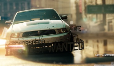 Design need for speed most wanted 2 HD wallpaper