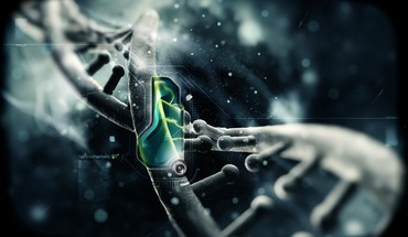 3d dna nano adn schematic HD wallpaper