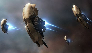 Eve online pc futuristic outer space games HD wallpaper