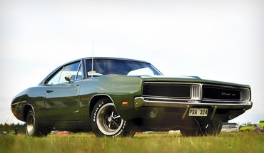 Dodge charger automobiles cars lowangle shot HD wallpaper