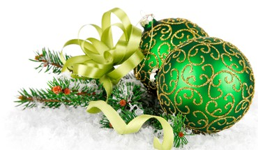 White background christmas gifts toys HD wallpaper