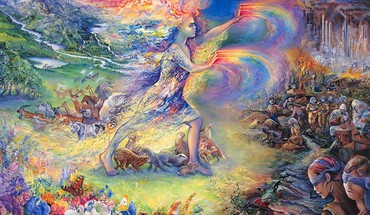Fantasy paintings art dreams josephine wall mystical HD wallpaper
