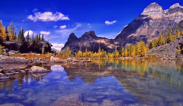 British columbia canada lakes land landscapes HD wallpaper