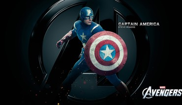 Evans merveille Steve Rogers The Avengers cinéma  HD wallpaper