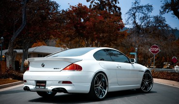 Bmw 650i coupe cars vehicles HD wallpaper