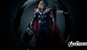 Chris hemsworth mjolnir the avengers movie thor HD wallpaper