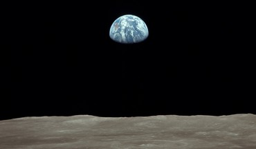 Earth moon nasa astronomy earthrise HD wallpaper