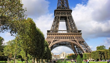 Eiffel tower paris HD wallpaper