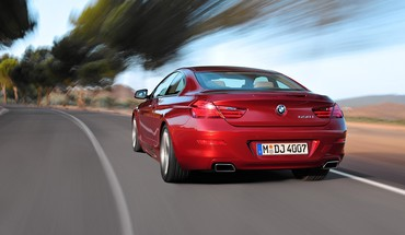 Bmw 6 series 650i coupe HD wallpaper