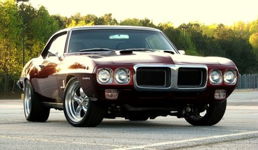 1969 Pontiac Firebird Autos Muskel  HD wallpaper
