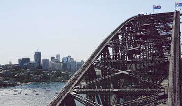 Sydney architecture bridges buildings cityscapes HD wallpaper