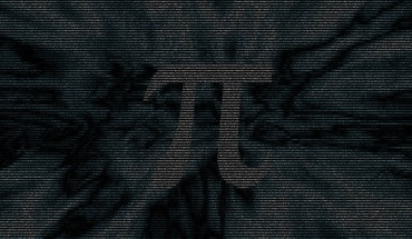 Pi mathematics numbers typography HD wallpaper