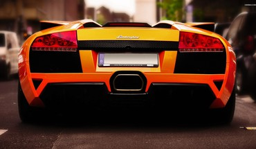 Lamborghini murcielargo automobiles cars speed HD wallpaper