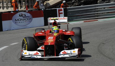 Felipe massa ferrari f2012 formula one monaco HD wallpaper