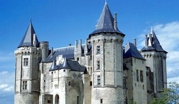 France architecture castles HD wallpaper