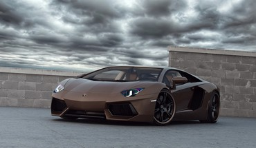 Lamborghini aventador automobiles cars speed HD wallpaper