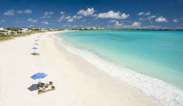 Bahamas beaches emerald bay sandals HD wallpaper