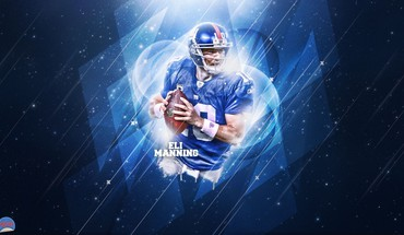 Eli įgulos new york gigantai QB  HD wallpaper