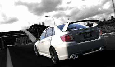 3 subaru impreza wrx cars pc games HD wallpaper
