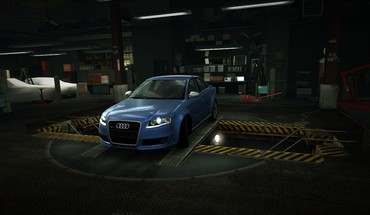 Need for speed audi world garage nfs HD wallpaper